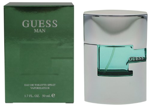 Guess, Eau de Toilette da uomo, 50 ml