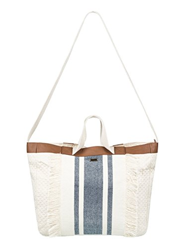 Roxy 3613373452153, Strandtasche Weiß 47 cm (Handtaschen Roxy Weiße)