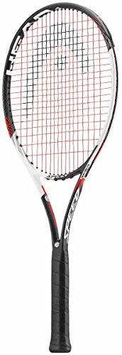 HEAD Graphene Touch Speed Pro Tennis Schläger, weiß/schwarz (Pro Speed Head)