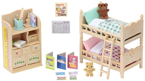 sylvanian-families-childrens-bedroom-furniture-set