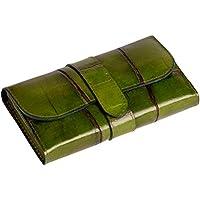 Taschenapotheke Eleganza für 28 Gläser aus hochwertigem Kalbsleder grün preisvergleich bei billige-tabletten.eu