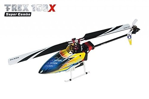 Align RC Helikopter T-Rex 150X DFC Combo - BTF