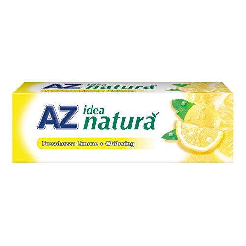 AZ Dentifricio idea Natura, Freschezza Limone, 75 ml, 1
