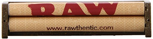 c Deal - Kingslim Organic Cigarette Rolling Papers, 110mm Rolling Machine by Raw ()