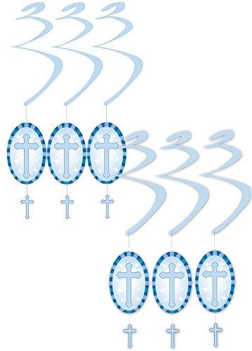 6-cross-hanging-swirl-blue-communion-christian-decoration-celebration-boy-girl-party-home-christenin