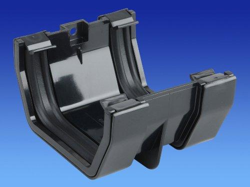 wavin-osma-squareline-union-jointing-bracket-for-100mm-square-gutters-black-4t805b