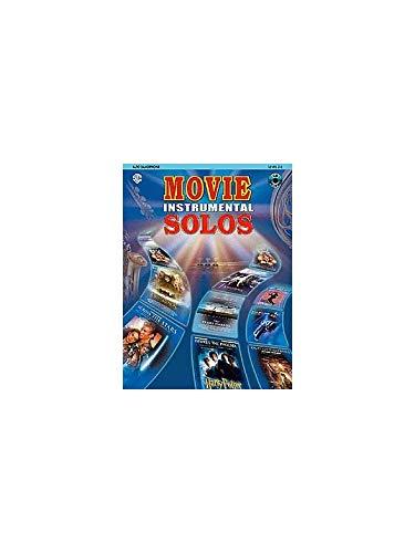 Movie Instrumental Solos Alto Saxophon-CD, Noten (Star Wars-saxophon)
