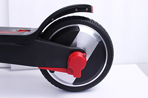 E-Scooter Speed 30 km/h Leistungstarker Elektroroller E-Roller Elektro Roller E Tretroller 350 Watt, 8,0 AH
