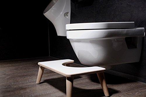 Zoom IMG-1 trend welt sgabello per toilette