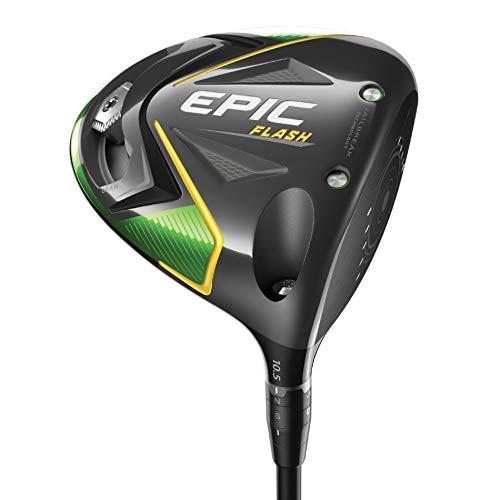 Callaway Golf Epic Flash Driver Herren Rechts Stiff 10.5 Project X HZRDUS Smoke Black 60 Graphite