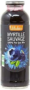 Vitabio Pur Jus de Myrtille Bio 50 cl