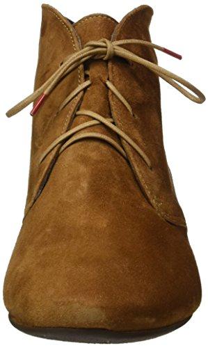 Think! Guad, Desert Boots Femme Marron (Caramel/Kombi 56)