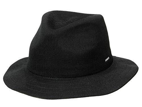 Kangol Chapeau Traveller Baron Unisex - noir XL/60-61