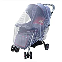 5starwarehouse® Baby Buggy Pram Mosquito Cover Net Pushchair Stroller Fly Insect Protector