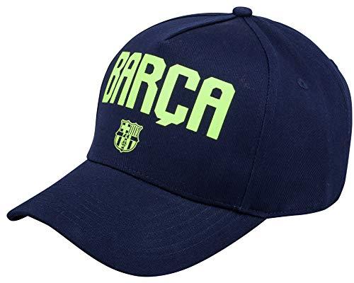 FC Barcelona Barca Kappe, offizielle Kollektion, Größe verstellbar
