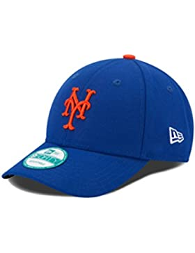 New Era The League New York Mets Hm - Gorra para hombre, color azul, talla OSFA