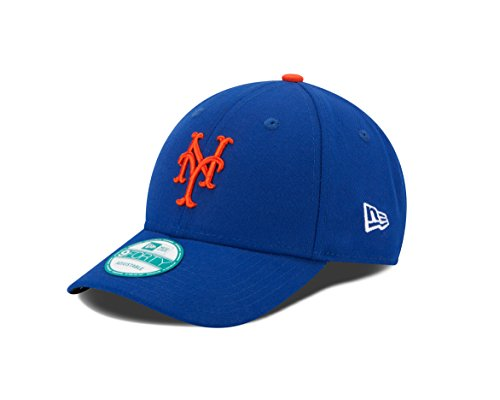 6b2f258d9f1 New Era Men s The League New York Mets Offical Team Colour Baseball Cap