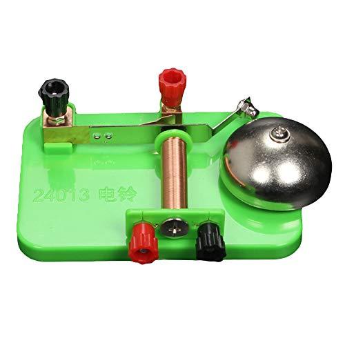 ielzeug, elektrisches Trembler-Bell-Modell, Hilfsmittel für wissenschaftliche Experimente, Entwicklungskinderspielzeug ()