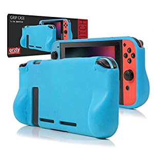 ORZLY® Grip Case for Nintendo Switch (Please Select Case Color Below…)