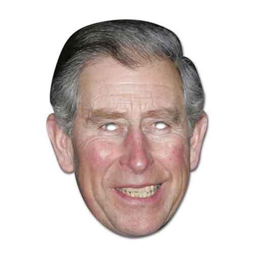 Kostüm Prinz Charles - Prince Kostüm Charles Mask