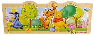 Eichhorn 100003354 - Puzzle de Winnie The Pooh (45 x 18 cm) (Simba Dickie)