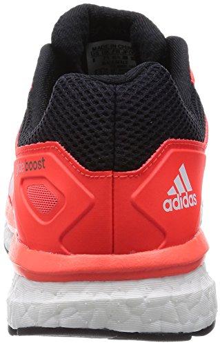 Adidas B40267, Herren Laufschuhe Mehrfarbig (Solred/Zeromt/Cblack)