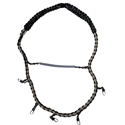 MagiDeal Paracord Fly Fishing Lanyard Holder Neck Strap Cord Fishing Hunting Tackle Tool from MagiDeal