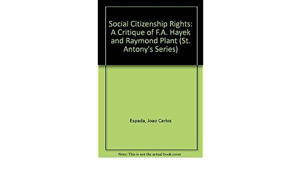 social citizenship rights espada joao carlos