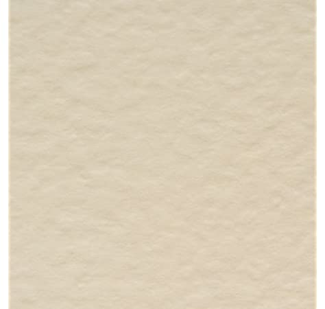 50 A4 sheets of hammered card  white cream ivory 255gsm