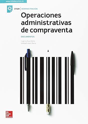 Cutx Operaciones Administrativas de Compraventa. Gm. Libro Documentos. por Eugenio Ruiz Otero