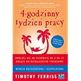 4-Godzinny Tydzień Pracy (twarda) - Timothy Ferriss [KSIĄŝKA]