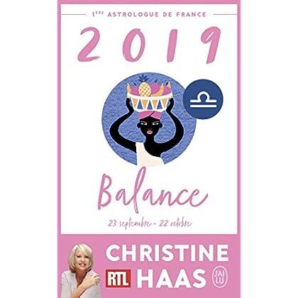 Balance : Du 23 septembre au 22 octobre