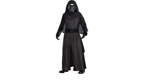 Star Wars 7 VII Die Macht weckt Sith Lord Kylo Ren Kostüm Cosplay Halloween Outf