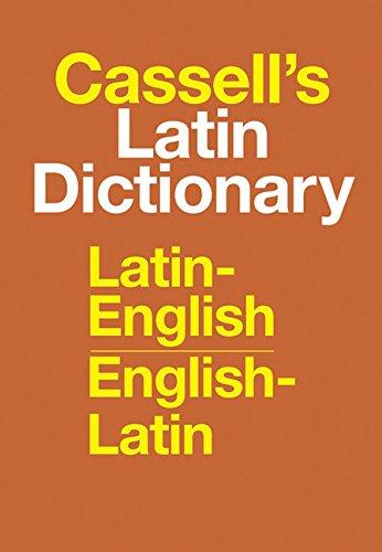 Cassell's Latin Dictionary: Latin-English, English-Latin por D. P. Simpson