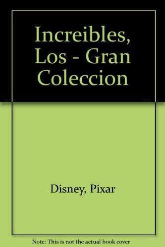 Increibles, Los - Gran Coleccion par Pixar Disney
