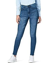 find. Damen Skinny Jeans mit hohem Bund