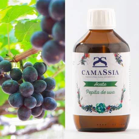 Aceite de pepita de uva - 100ml