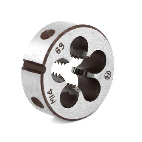 sourcingmap® M14, 2 mm Picth 38 mm Durchmesser, grob, Gewinde Schneid-Werkzeug, Die de