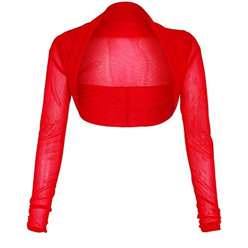 Comfiestyle - Combinaison - Femme Rouge