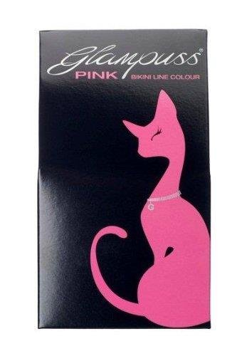MiniKini Semi-Permanent Farbe für Schamrasur–Sexy Pink