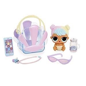 L.O.L. Surprise! 562498 L.O.L. Surprise OOH LA Babies-Lil Bon, Multi Niño/niña Juguete para el Aprendizaje