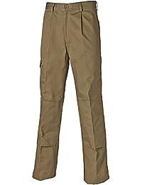 Dickies Redhawk Super Bundhose, Grün (khaki KH), 36S