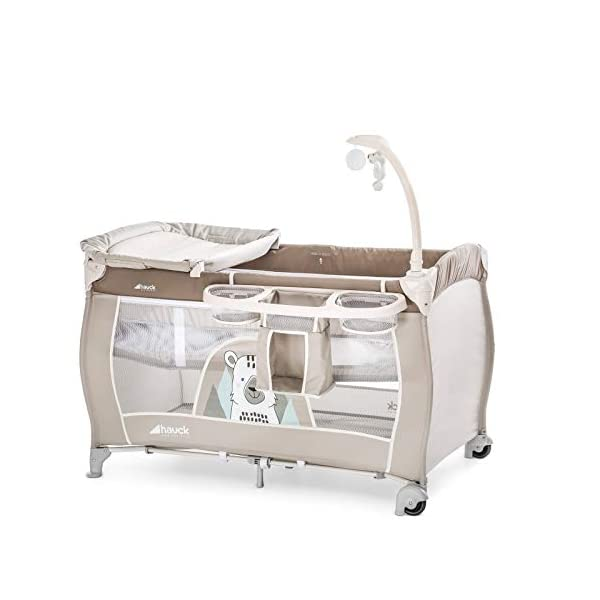 Lettino da Campeggio Hauck Babycenter Friend Hauck Brand: Hauck. Folds very easily and very quickly Travel bed with changing table, ideal for changing babies 1