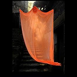 bloatboy Stelzer Vertrieb e.K. – Decorazione da Appendere a Forma di Fantasma, Ideale per Halloween
