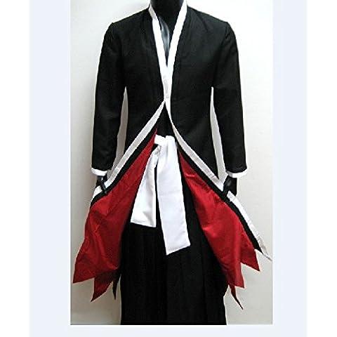 CoolChange travestimento Bankai di Ichigo Kurosaki di Bleach. Taglia: M