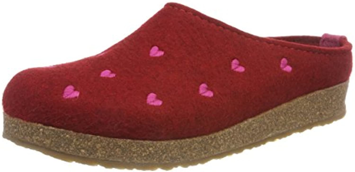 Haflinger Couriccini Grizzly, Pantuflas para Mujer