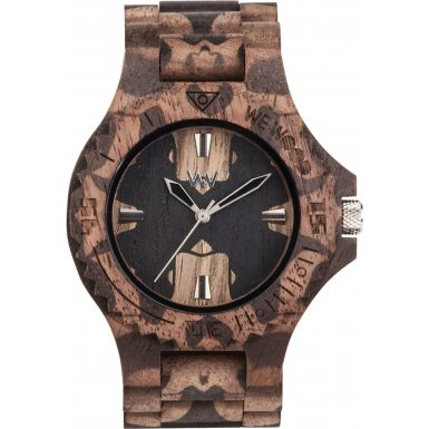 WEWOOD Montre Homme - Date Nature Mirror Nut