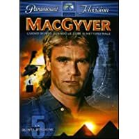 Macgyver - Stagione 05