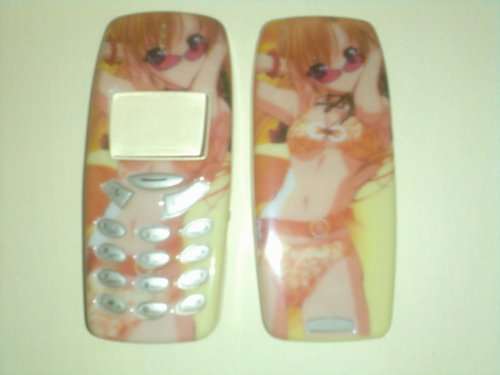 Handy Cover Nokia 3310 Manga 5