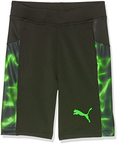 Puma Kinder Active Cell Basketball Shorts, Black, 116
